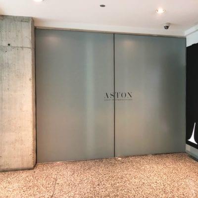 Aston Wall Graphics