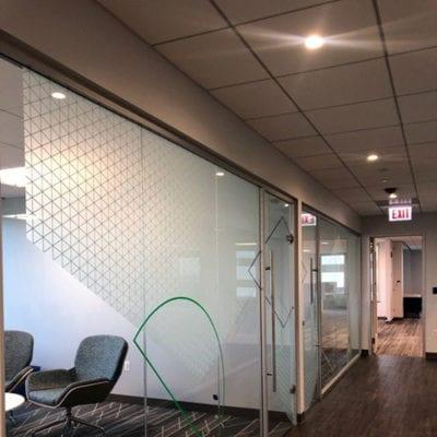 Duck Creek Conference Room Window Graphics