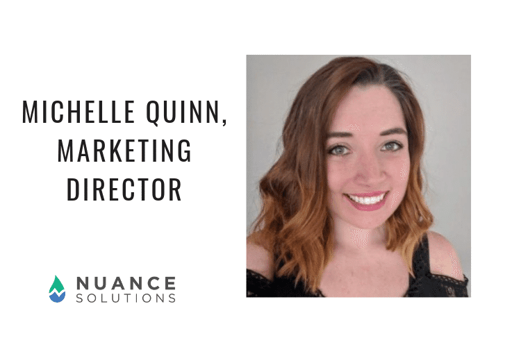 Nuance Solutions Carves a Niche With Trade Show Graphics 2 Michelle Quinn Nuance Solutions
