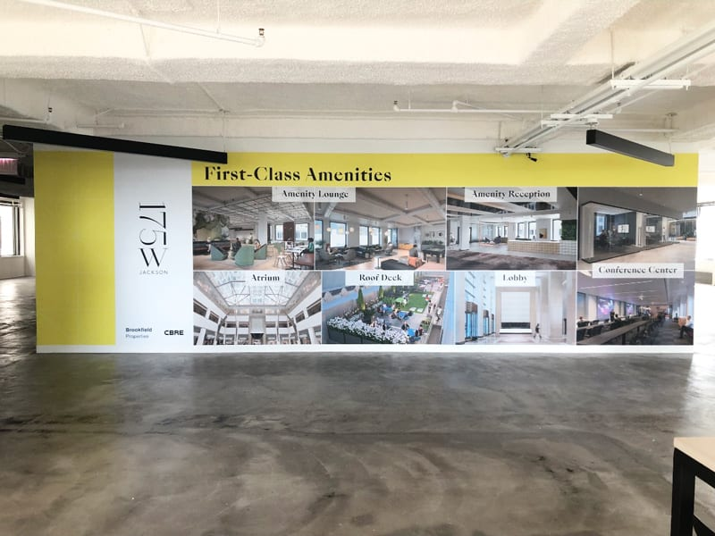 Graphics In Real Estate Marketing Center