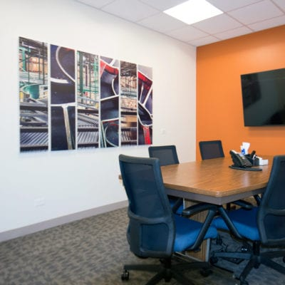 Conference Room Board at Magid Glove & Safety