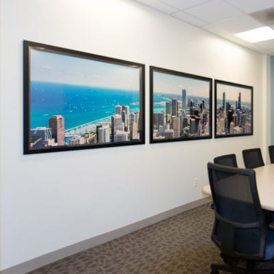 Corner Office Prints in Frames at Magid Glove & Safety