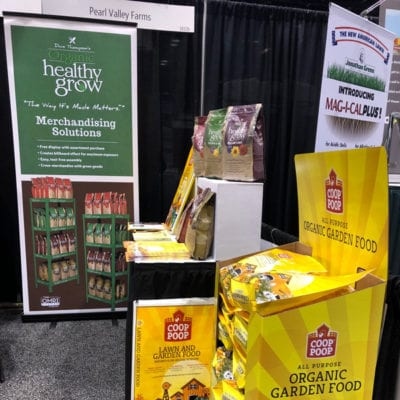 Trade Show Display Graphics for Pearl Valley Farms