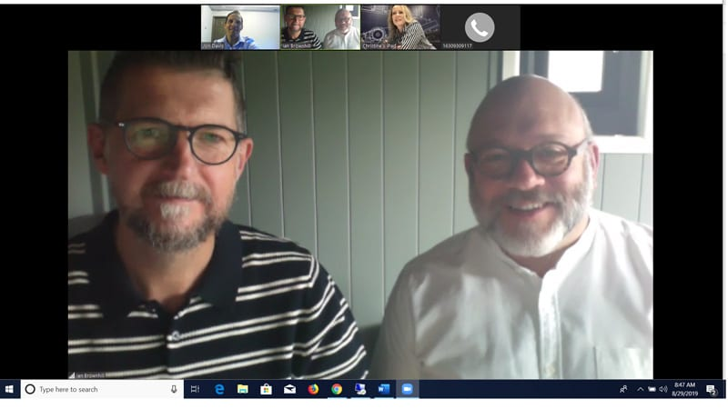 Client Spotlight Call with the StagHill Design Team