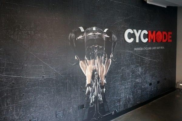 Wall Graphics at Cycmode