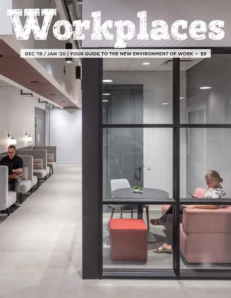 Workplaces Magazine Cover