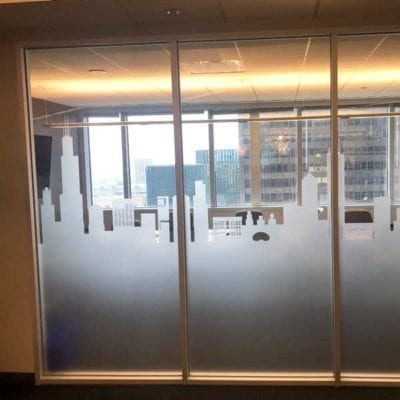 Contour Cut Office Film at Big Time Software