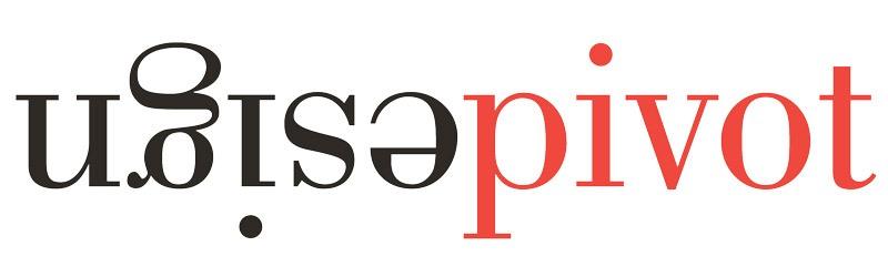 Pivot Design Logo for Branding Insights Page