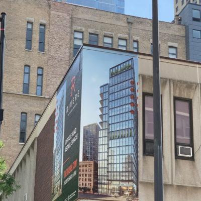 Friedman Properties Building Graphics