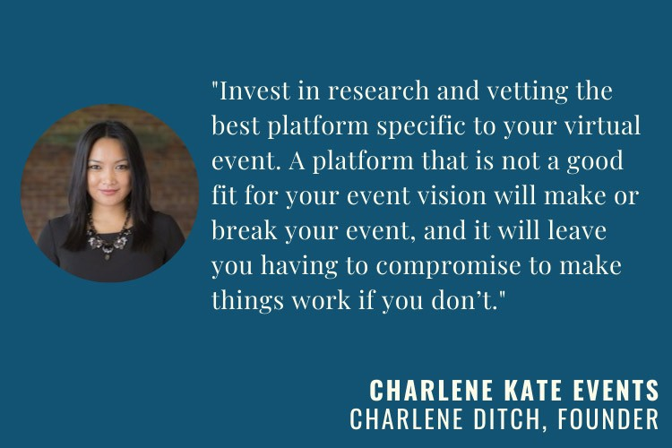 Virtual Event Planning 3 Charlene Quote One