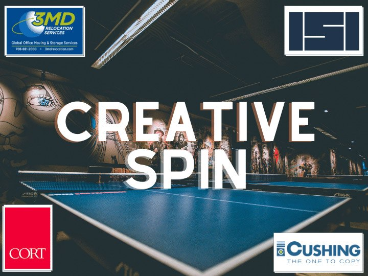 Creative Spin Virtual Networking and Games Night.