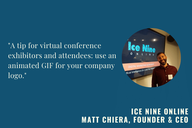 Virtual Event Planning 5 Matt Chiera Virtual Events Animated GIFs 1