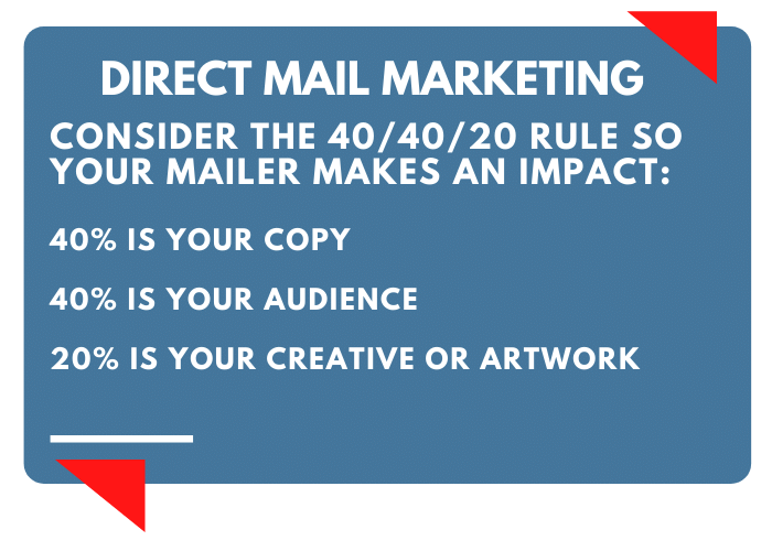 Direct Mail Tips for Your Creative and Messaging.