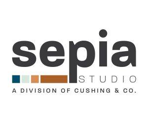 Sepia Studio Logo for new creative division in Chicago.