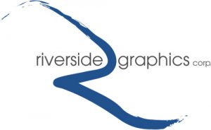 You've come to the right place: </br>direct mail is the answer! 13 riverside graphics logo