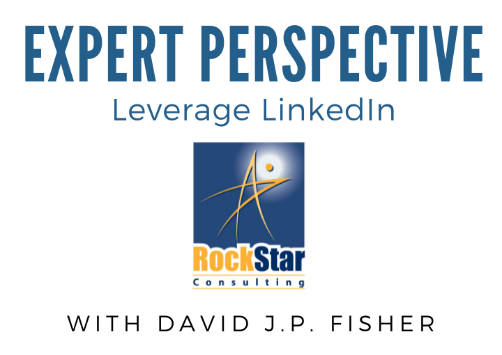 Expert Perspective with David J.P. Fisher