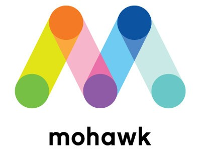 You've come to the right place: </br>direct mail is the answer! 21 mohawk logo for direct mail guide
