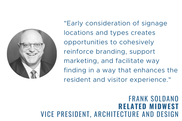 5 reasons to plan ada signage 8 frank soldano quote