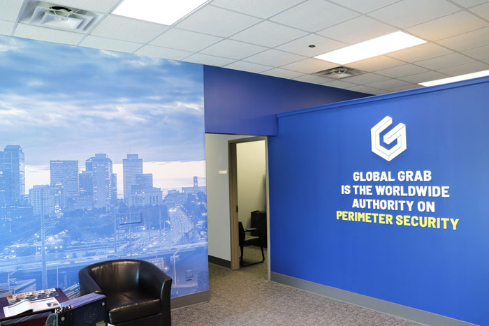 Workplace branding: your secret weapon 9 nice branding wall graphics project one
